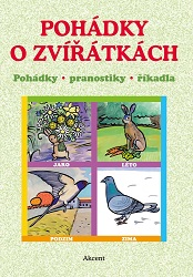 obálka knihy Pohádky o zvířatech